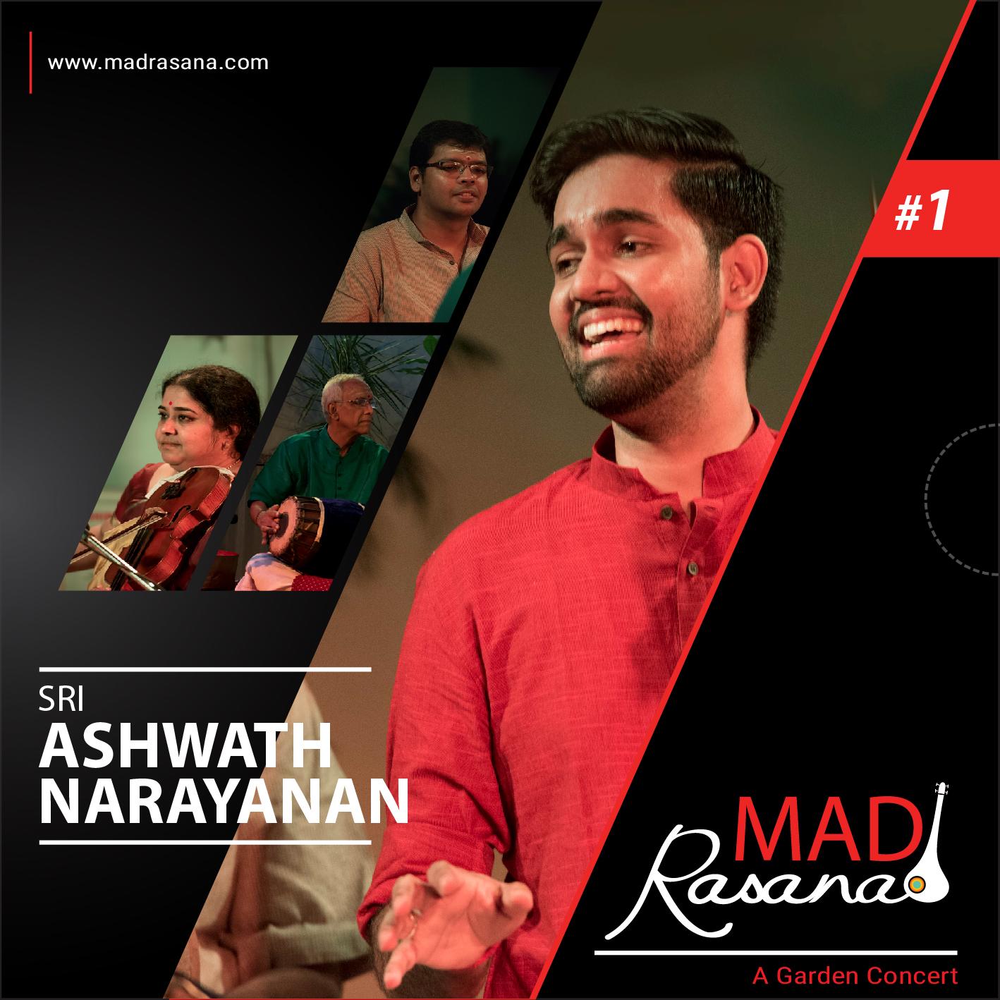 Ashwath Narayanan