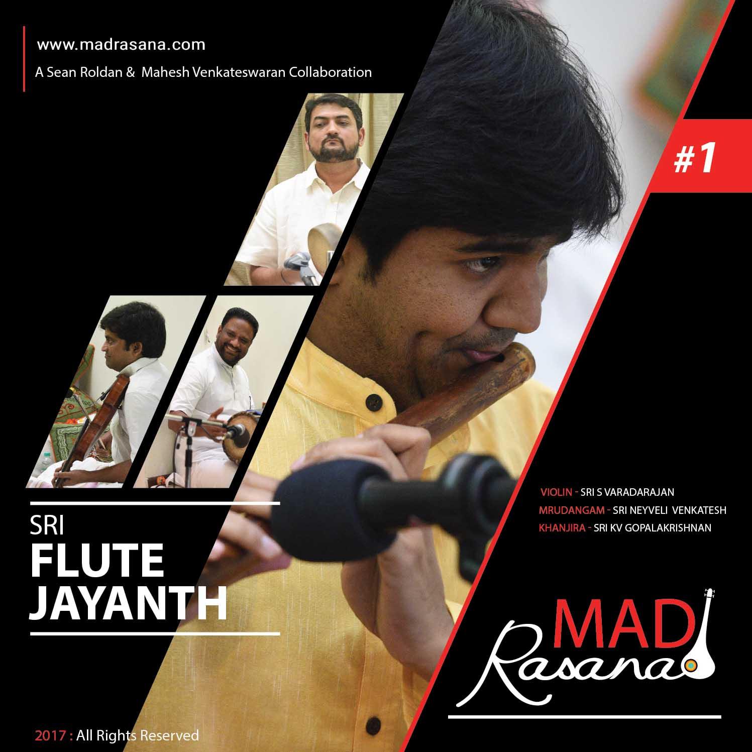 Flute Jayanth